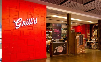 Grill'd 'cooks' competition with superior customer satisfaction