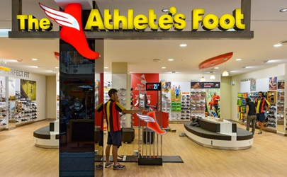 Roy Morgan Customer Satisfaction Awards - August 2017 - The Athlete's Foot