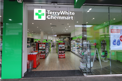 TerryWhite tops for Pharmacy Satisfaction